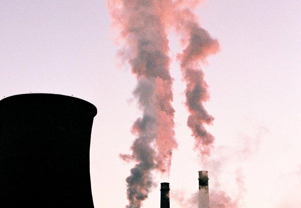 Lämmitys tuottaa ilmastopäästöjä.