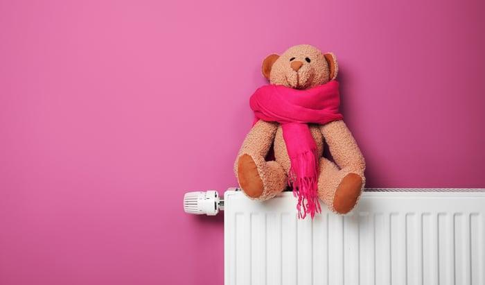 Kerrostaloissa on lämmitysongelmia erityisesti kylmyyden osalta.