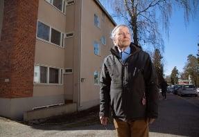 Hallituksen puheenjohtaja Pauli Verkka