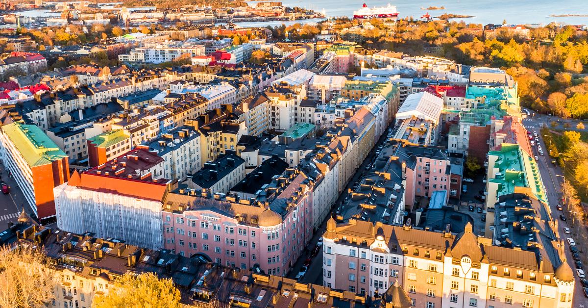 Taloyhtiöillä on iso rooli Helsingin ilmastotalkoissa.